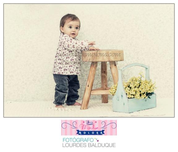 Sesión fotográfica infantil oferta fotógrafo Madrid