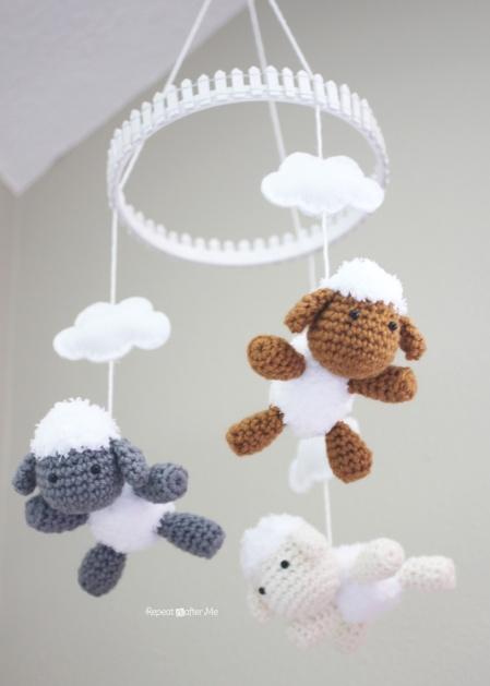 CrochetLambMobile5