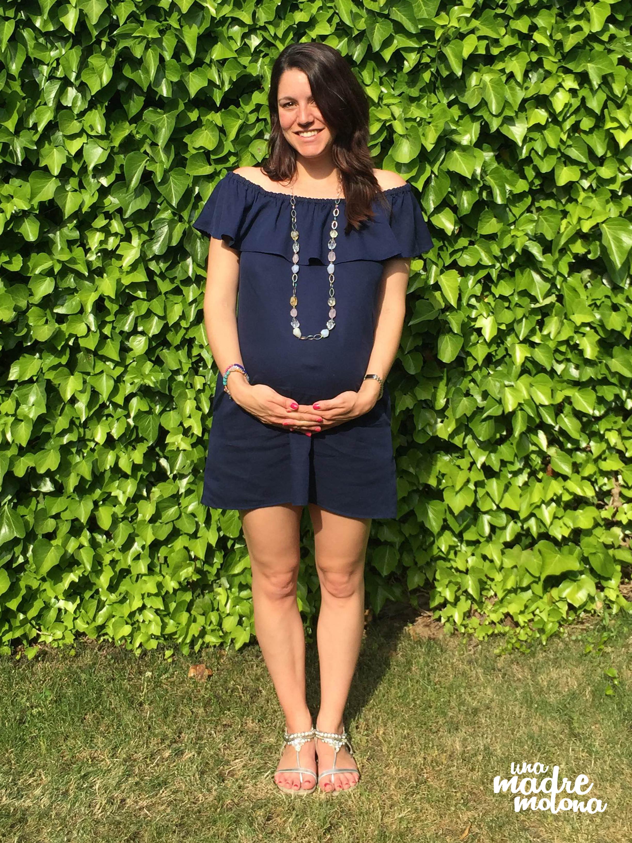 5e3ff3810 Mis looks favoritos de embarazada para verano