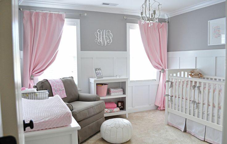 Trucos e ideas para decorar la habitaci n de tu beb - Decorar una habitacion de bebe ...