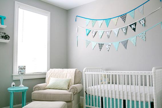 Trucos e ideas para decorar la habitaci n de tu beb for Trucos para decorar tu cuarto