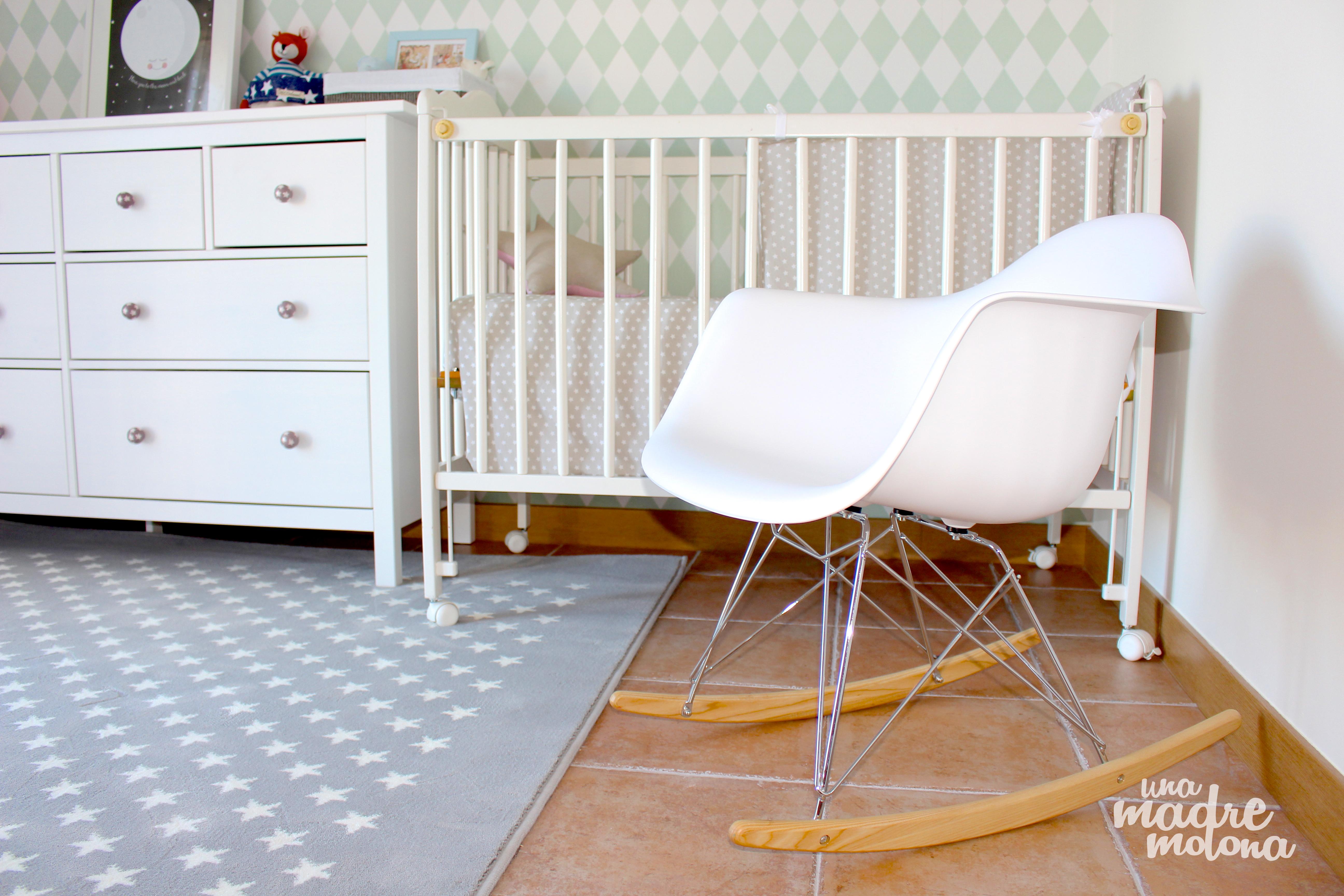 Fantástico Bebés Mecedoras Muebles Silla Fotos - Muebles Para Ideas ...