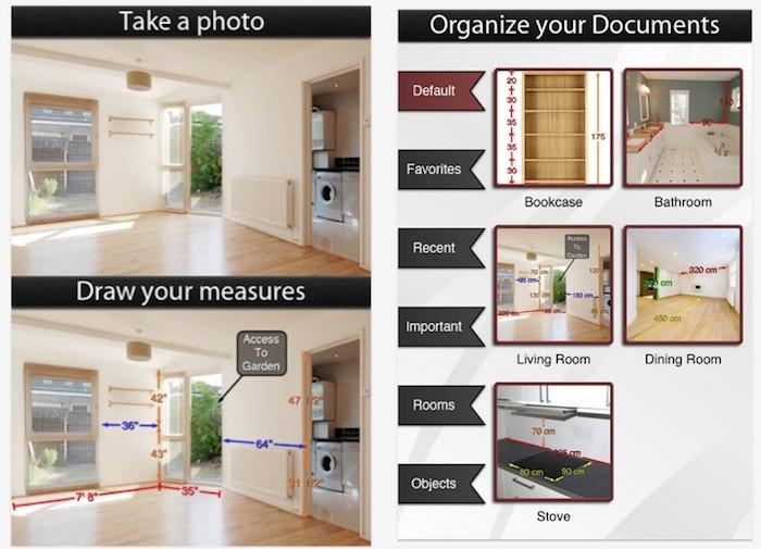 Photo measures app duo remodelista for Trucos para decorar tu cuarto
