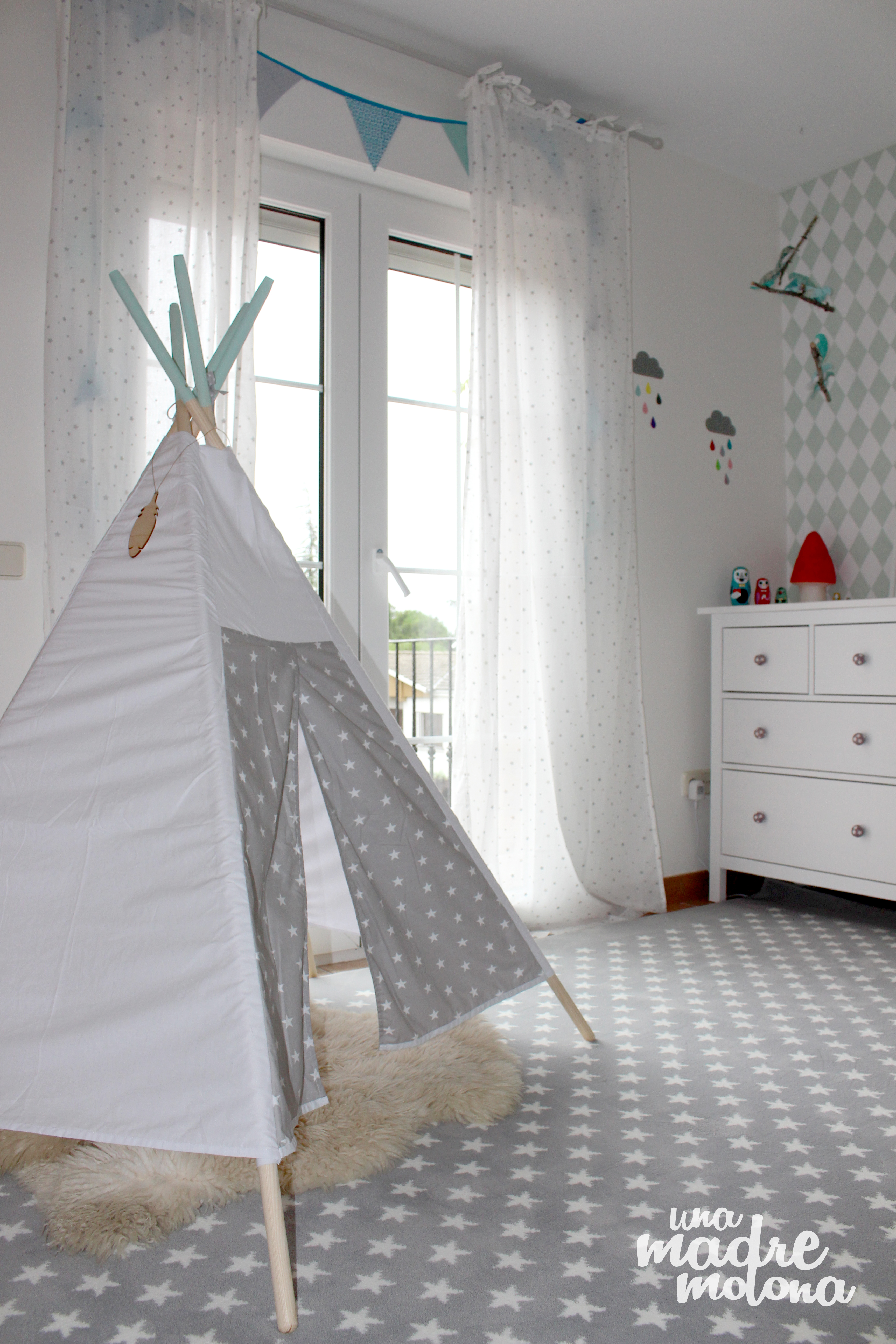 La habitación de niñomolón |