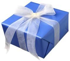blue-present