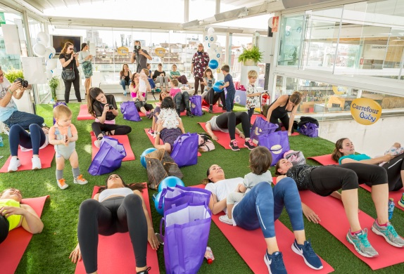 Clase fitness CRF Baby (18)